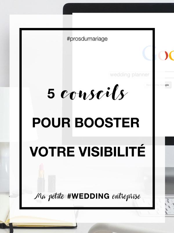 5 conseils pour booster sa visibilité pour les wedding planners