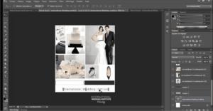 creer une planche d'inspiration un mood board avec photoshop ou indesign
